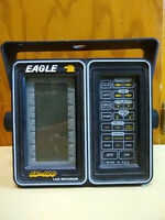 Eagle 3D - 100 Fish Finder Head Unit Only Lcg Recorder