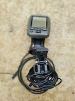 Used Garmin Echo 150 depth finder fish finder