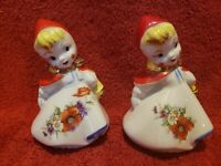 Vtg Hull Pottery Little Red Riding Hood 135889 Large 5