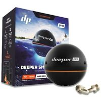 NEW Deeper Smart Sonar Pro+ WiFi/GPS Deeper Pro Fish finder Model DPIHI0SIO