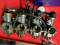 1976 Honda CB750F CB 750 750F Carburetor Carb Quad Carbs Assembly