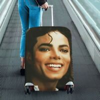 Michael Jackson Travel Luggage Cover Protector Elastic Suitcase