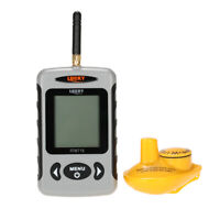 Portable Professional Sounder Wireless Sonar Fish Finder Fishing Detector T8F5