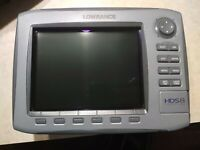 Lowrance HDS 8 Gen 1 Non Touch Fishfinder GPS FREE SHIPPING!!!