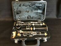 Yamaha Clarinet model YCL20A - Lightly used GREAT Condition