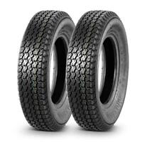 Set of 2 Trailer Tires ST 175/80D13 17580D13 175/80-13 6 Ply Bias ATV Wheel Tire