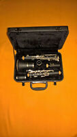 FIRST ACT CLARINET Key Bflat w/ case & 2 Barrells lknu clean tested used 1 hour