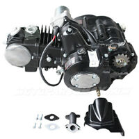 125cc 4 stroke ATV Engine Motor Semi Auto w Reverse Electric Start