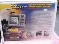 Eagle FishMark 320 Portable Fishfinder
