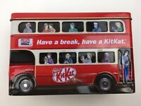 KIT KAT Tin By Nestle• Double Decker Bus #10 Station RD./Park Ave./Queen's RD.