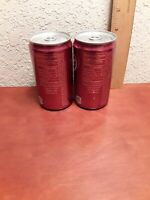 UNIQUE UNOPENED BUT EMPTY 7.5 oz Dr. Pepper Can USA
