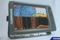 Lowrance HOOK2-12 Fish Finder with TripleShot Transducer