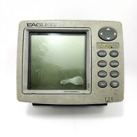 EAGLE Fishmark480 Fish Finder Sonar Fish Mark 480 Untested