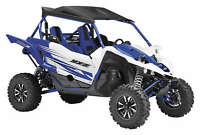 New Ray Toys 57813A 1:12 Scale ATV - for Yamaha YZX100R SUV -