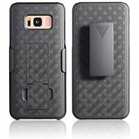 Galaxy S8 Holster Case WizGear Shell Combo Swivel Slim Belt Samsung With And $22.80