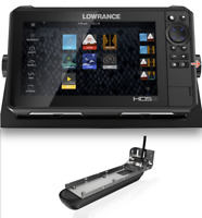 Lowrance HDS 9 LIVE w 3 in 1 Transducer Fishfinder Chartsplotter REMANUFACTURED