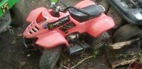 2 kids atv 40cc runs china brand four wheelers lot 4 stroke