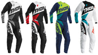 Thor Sector Blade Kids Youth Pant & Jersey Riding Gear Combo Dirt Bike Mx Atv