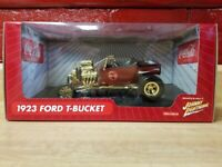 2004 Johnny Lightning Coca Cola 1923 Ford T Bucket 1:18 Scale