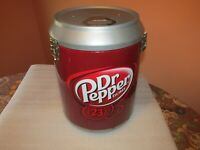 Dr. Pepper Can Cooler Insulated SEE DESCRIPTION