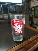Rare quot;KICKAPOO JOY JUICEquot; Soda Fountain Shop Glass Daisey Mae Lil#x27; Abner
