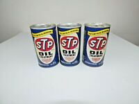 1982 STP Oil Treatment VTG 15 Oz Unopened Cardboard Pull Tab Unopened