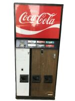 FREE SHIPPING Vintage coca cola vending machine By Cavalier Corporation