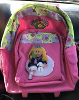 Cabbage Patch Kids Rolling Bag Suitcase
