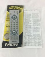 VTG Philips Replacement Remote TV VCR DVD PM335 Electronics Universal Controller $10.64