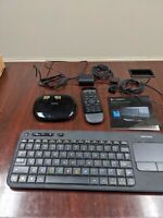 Used Logitech Harmony Hub Remote and Keyboard $110.00