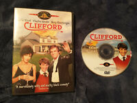 Clifford DVD EXCELLENT condition $18.00