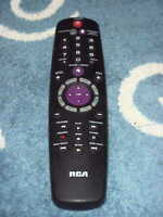 RCA RCR002RWDZ 2 Device Universal Remote with Streaming Player Codes $6.79