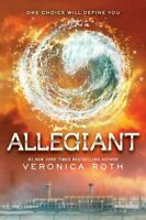 Allegiant by Veronica Roth Hardcover Great Condition.