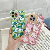 Girls Cute Hello Kitty Camera Protective Case Cover for iPhone 12 13 Pro Max 11