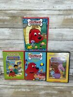 Clifford DVDs Lot of 4 $12.99