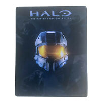 Halo The Master Chief Collection Xbox One Steelbook With Game and Codes AU $89.95
