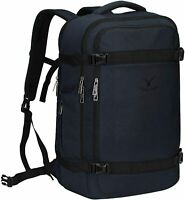 Hynes Eagle 44L Man Women Airline Approved Travel Carry on Backpack Luggage Bag