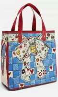 BRIGHTON TOM CLANCY HOLIDAY 2020 LIMITED LOVE SPARKLE TOTE NEW NWT IN BAG D30228