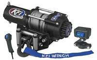 New KFI 3000 lb Winch & Mount 2015-2016 Polaris Sportsman XP 1000 ATV