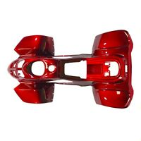 Chinese ATV Body Fender Kit for Coolster 3050C - 1 piece - Shiny Red