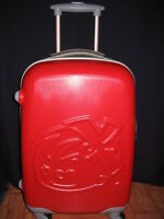 JAPAN NISSIN CUP NOODLE 出前一丁 DEMAE ICCHOU Travel 20quot; Suitcase Luggage Edition