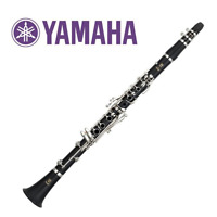 YAMAHA Model YCL-255 Clarinet Case Matte ABS Resin Body Nickel Silver Key