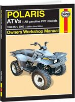 HAYNES SERVICE MANUAL POLARIS SPORTSMAN TWIN 600 03-06 700 02-06