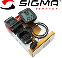 Sigma BC 7.16 ATS Wireless Bike Computer Speedometer Odometer 7 Function