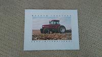 Case International Magnum Tractor Literature 1992