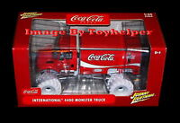 Johnny Lightning White Lightning Coca Cola International 4400 Monster Truck Rare