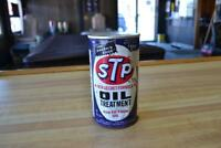 STP OIL TREATMENT CAN VINTAGE