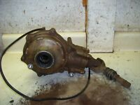 YAMAHA GRIZZLY 600 ATV FRONT DIFFERENTIAL WITH YOKE AND SHAFT  Y2318
