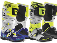 Gaerne SG12 SG 12 MX Racing Boot Motocross ATV Offroad Motorcycle Boots