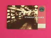 Starbucks Card 2001 Partner TEAM Limited Edition RARE NEW MINT Old Logo